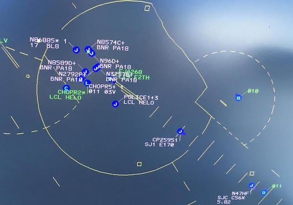 SJC radar