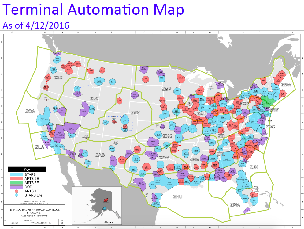 Terminal Automation Map v25