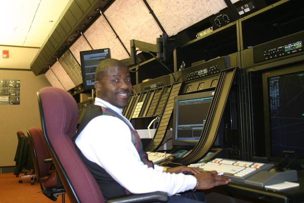Marvin Sutton Air Traffic Controller