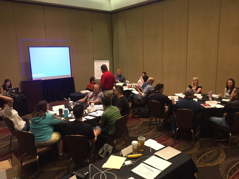 Secretary Treasurer Training Las Vegas