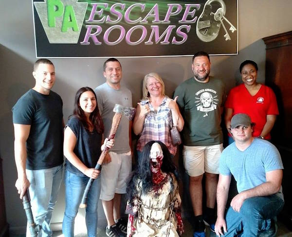 AVP Escape room