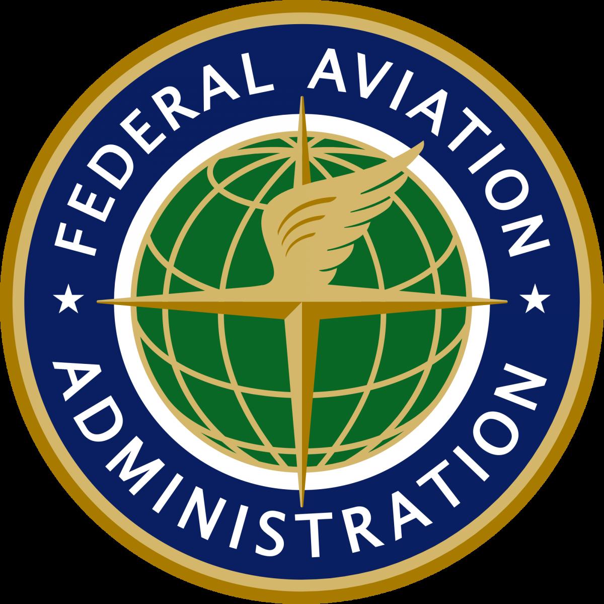 Logo for FAA