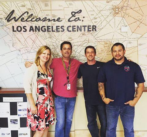 LA Center