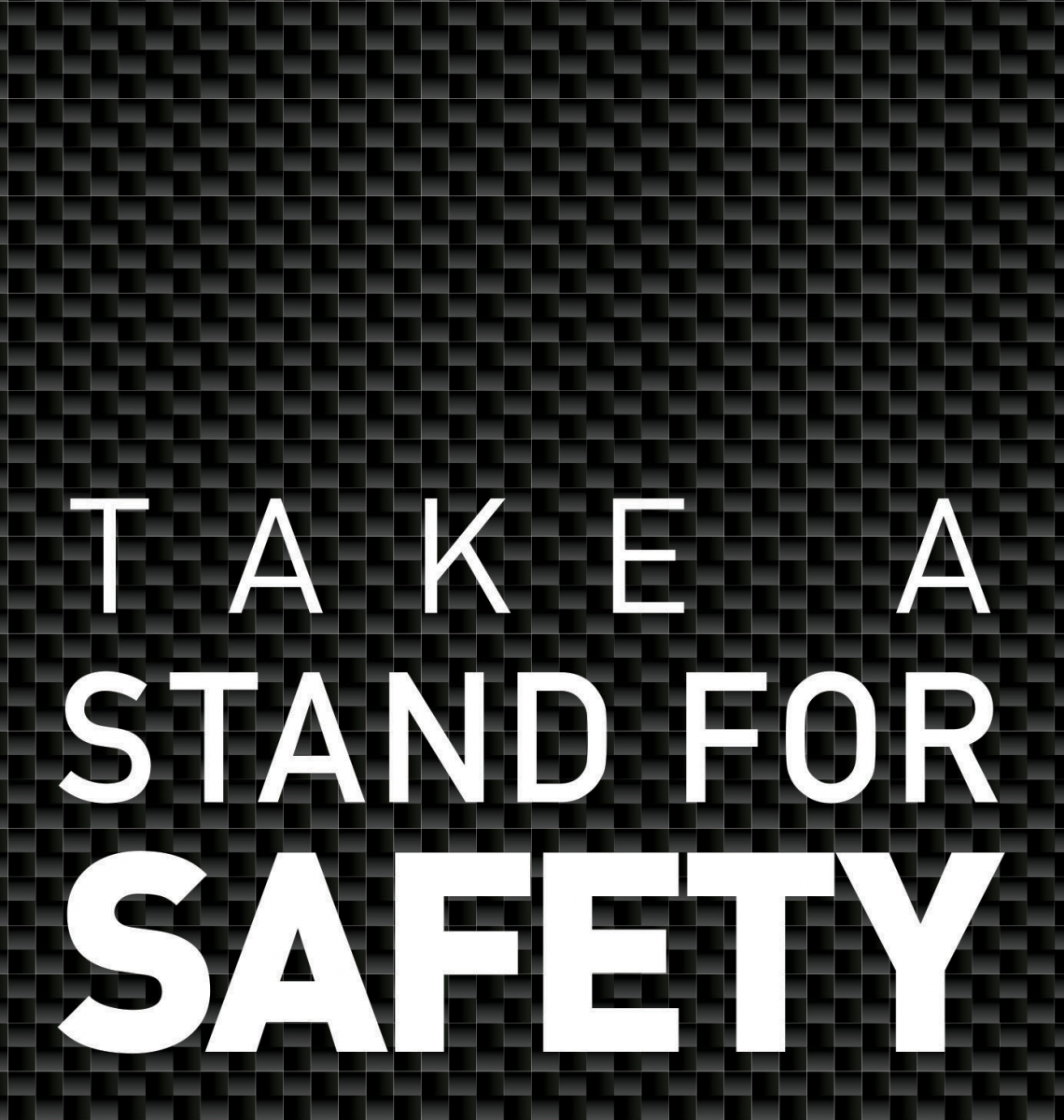 Take a Stand for Safety Logo