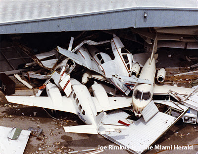 14 Hurricane Andrew 1992