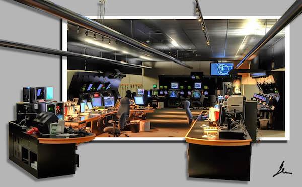 S46 Control Room