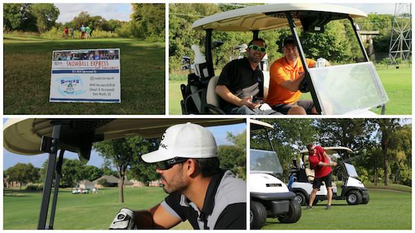 Golf Collage 2