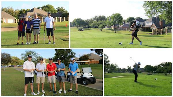 Golf Collage 3