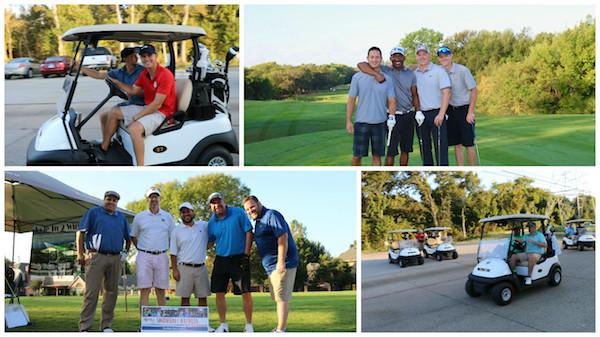 Golf Collage 4