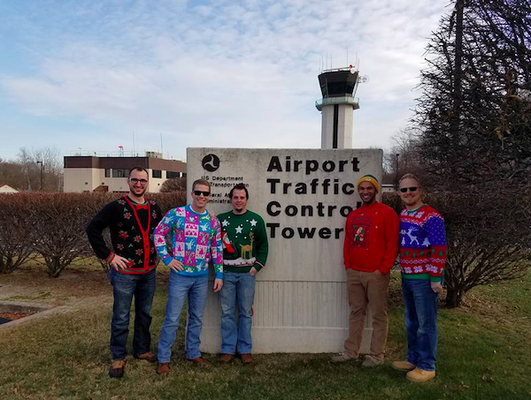 PVD Ugly Christmas Sweaters