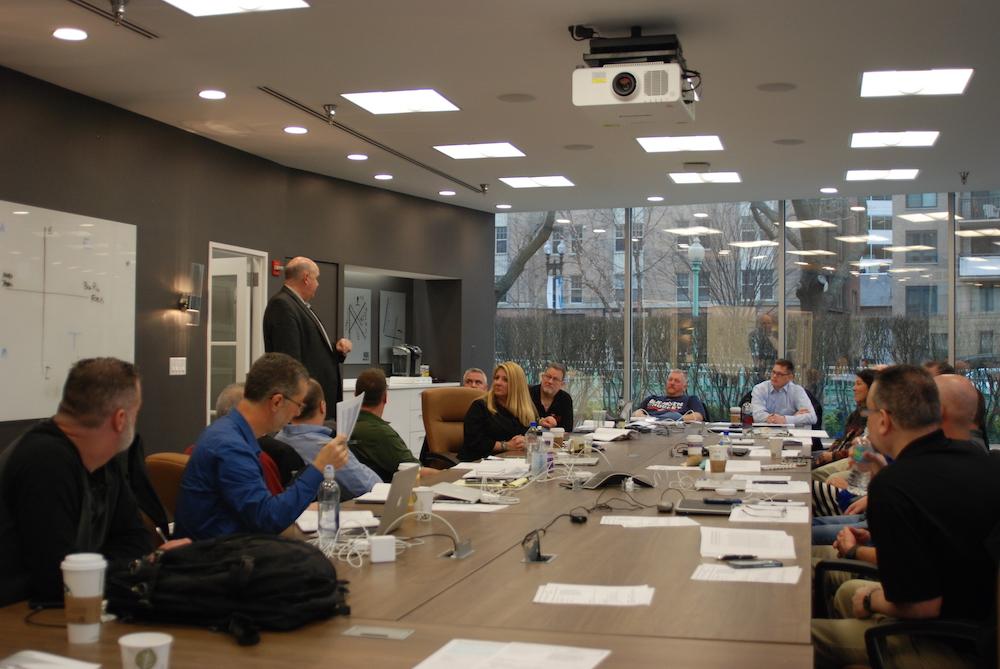 Committee Meeting 1