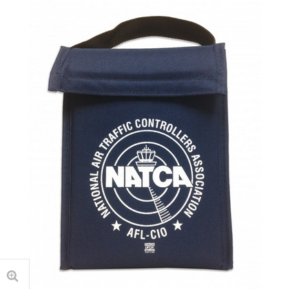 NATCA lunch to go Bag