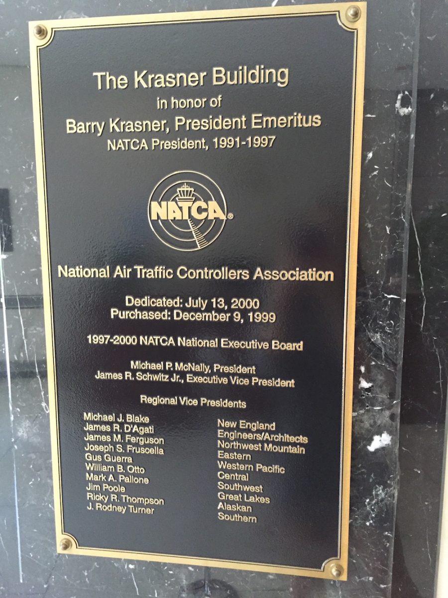 Krasner Building Dedication