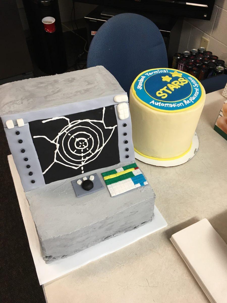 Champaign Ill STARS Cake