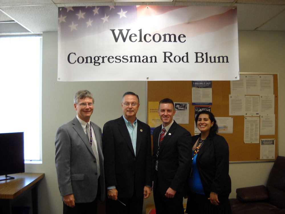 CongressmanRodBlum