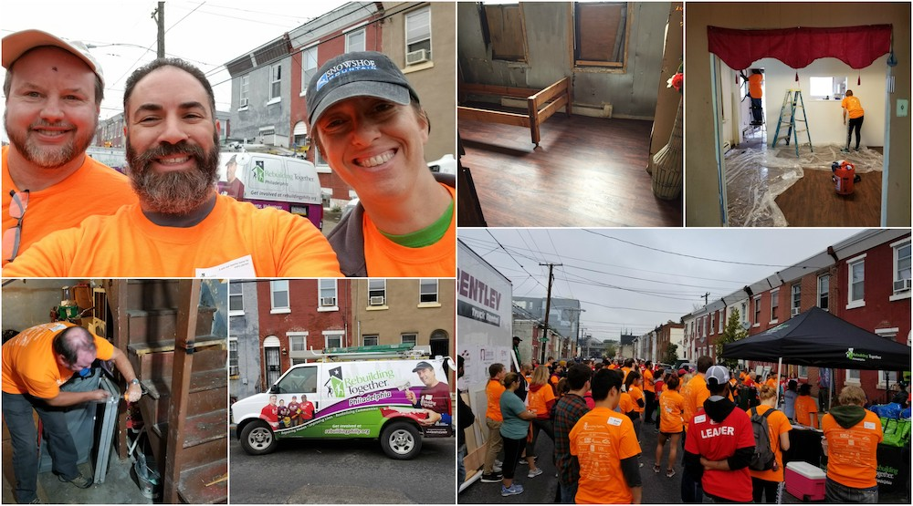 2017 NCF Rebuilding Philadelphia Together Collage1