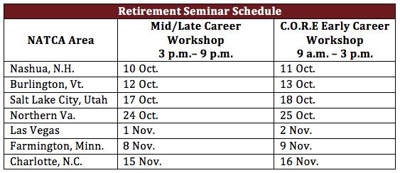 4Square Retirement Seminars