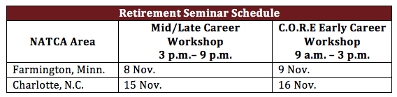 Seminar Dates