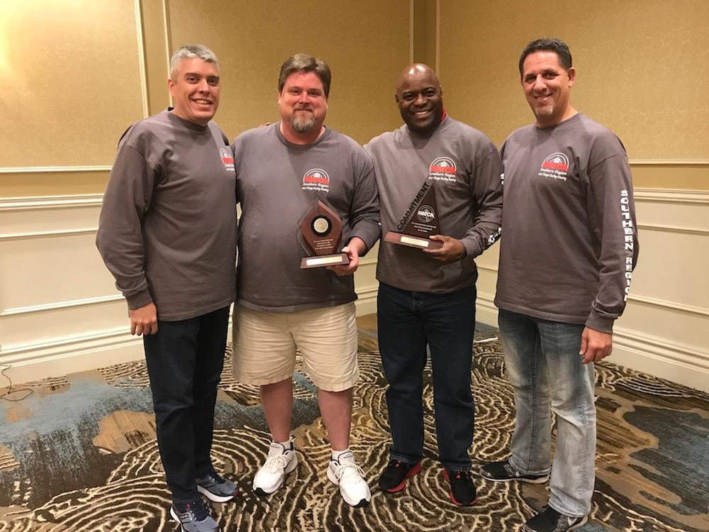 2017 NSO FacRep Meeting Awardees