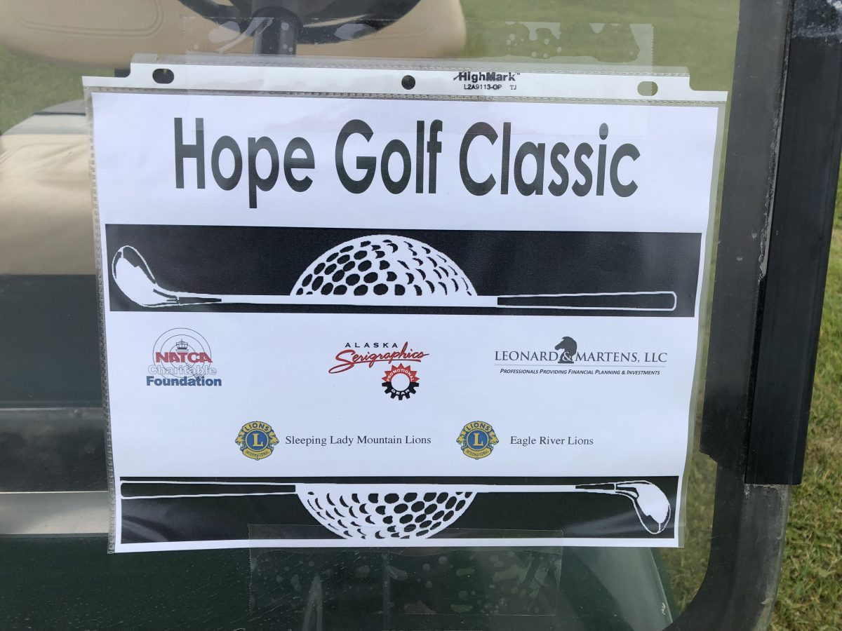 Hope Golf Tournament AK 2018 2