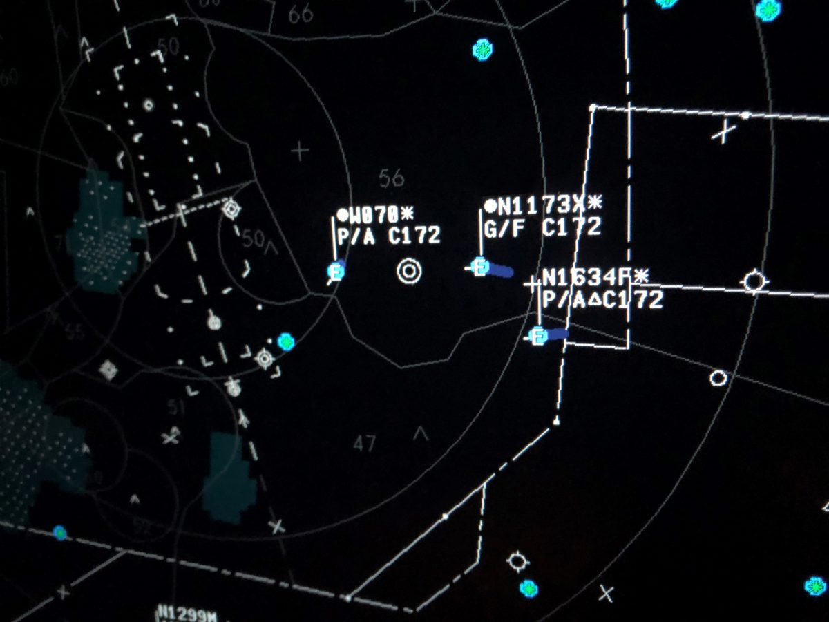 ASH Radar Display