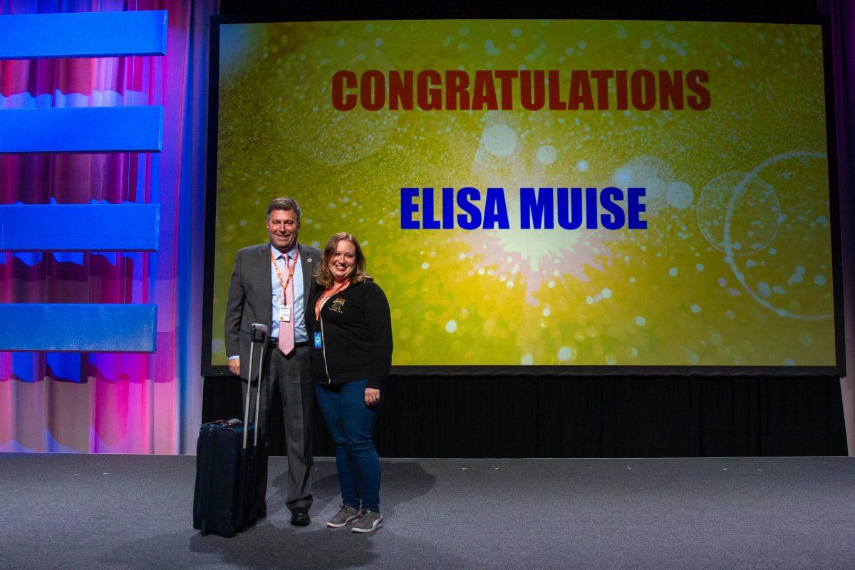 AL Elisa Muise