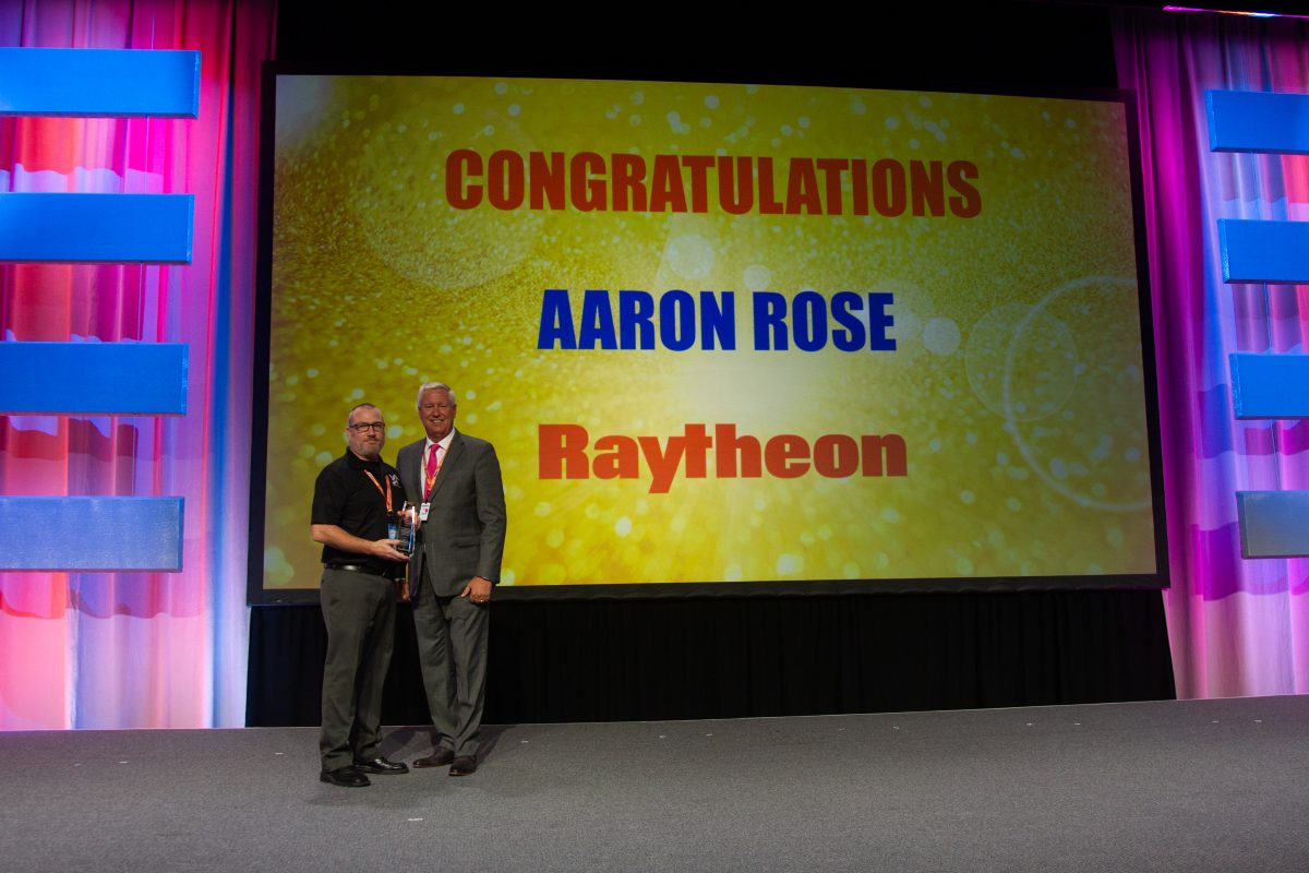 AL Raytheon Aaron Rose