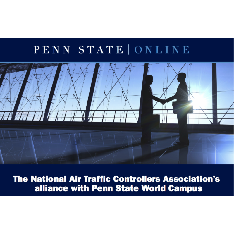 Benefits Spotlight: Penn State World Campus/NATCA Alliance