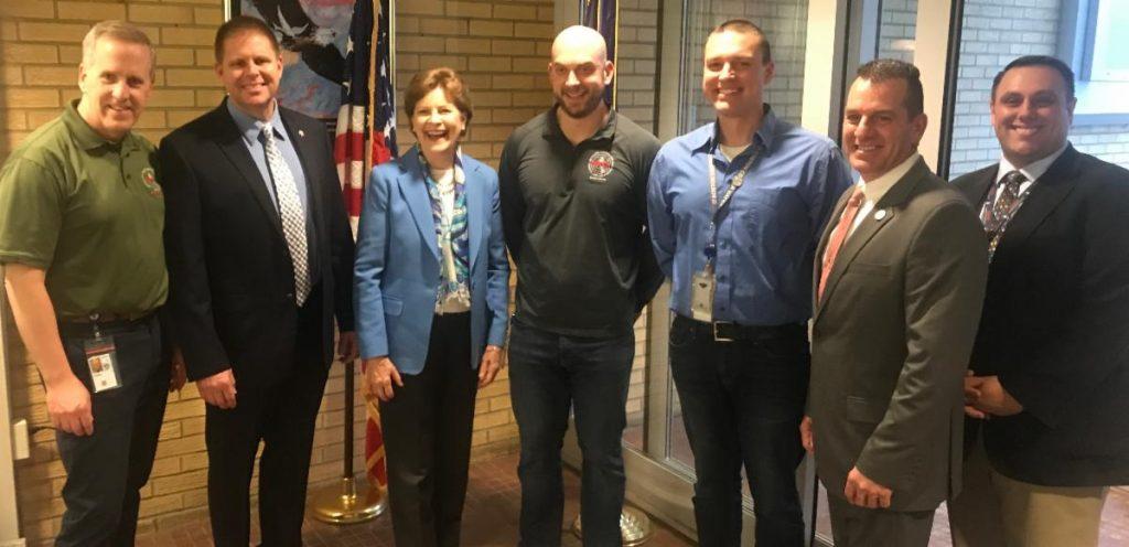 Senator Honors Boston Center Members' Heroic Actions in Congressional Record