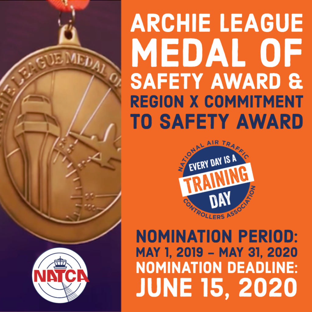 Nomination Period Closing May 31 for Archie League and Region X Safety Awards