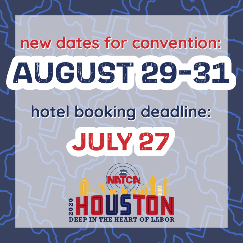 NATCA Biennial Convention: Registration is Open