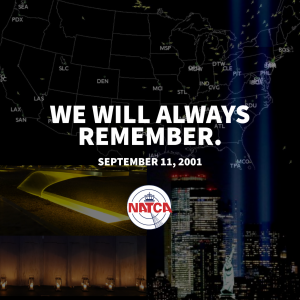 Honoring the Work of NATCA Members on 9/11