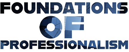 Foundations of Professionalism FOP Logo