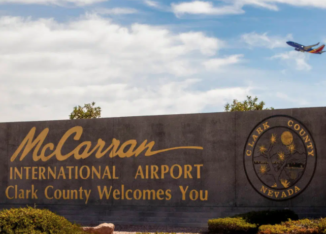 Las Vegas Review-Journal: McCarran Airport name change backed by air traffic controllers