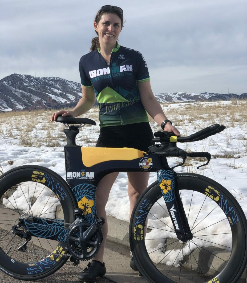 Support APA Member Jenny Benjamin as She Competes in Ironman Florida